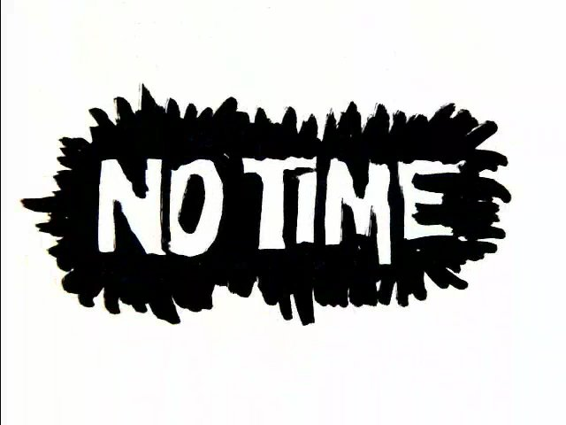 "Quick Tip #23 ~ Move Past the ""No Time"" Excuse"