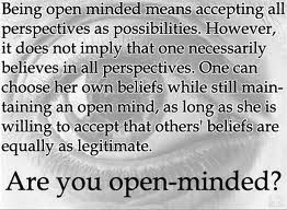 OpenMindedness and Acceptance of Your Body, Part 2